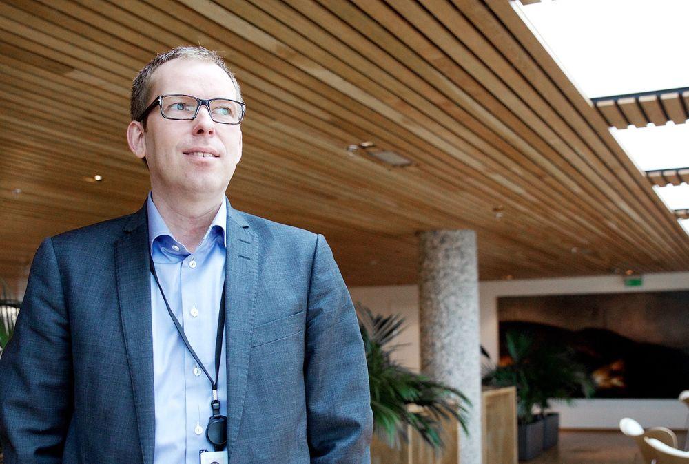 Håkon Haugli, administrerende direktør i Abelia, mener det utdannes for få innen IKT.