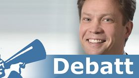 Debattvisnitt for administrerende direktør Sami Seikkula i OpusCapita Norge