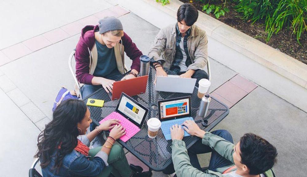 Studenter, skoleelever og også lærere tilbys nå gratis tilgang til Office 365 og Office-applikasjoner dersom utdanningsstedet er kvalifisert for ordningen.