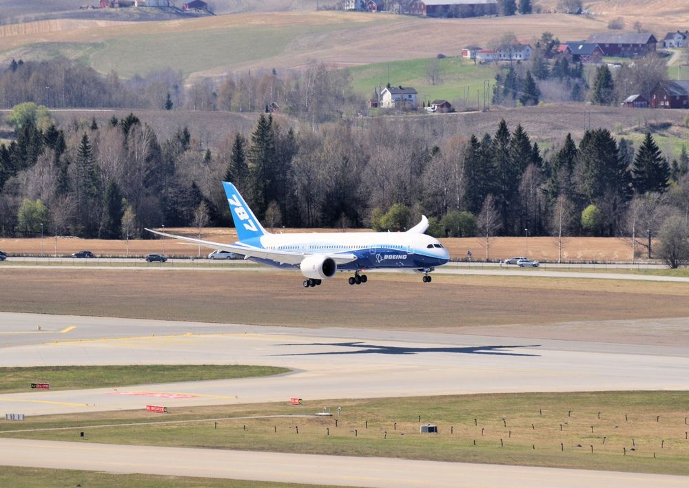 Boeings Dreamliner er et av flyene som kan være utsatt for hacking, ifølge en ny amerikansk rapport.