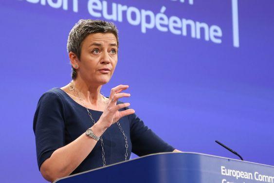 Som EUs nye konkurransekommissær er det Margrethe Vestager som nå er ansvarlig for saken mot Google.
