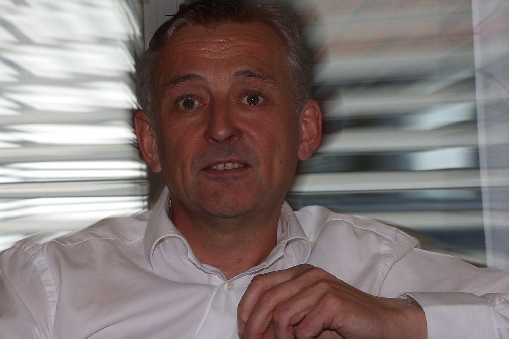 UTVIDER: Det finnes knapt konkurrenter til datasentervirksomheten Atea kjøper nå, sier Steinar Sønsteby.