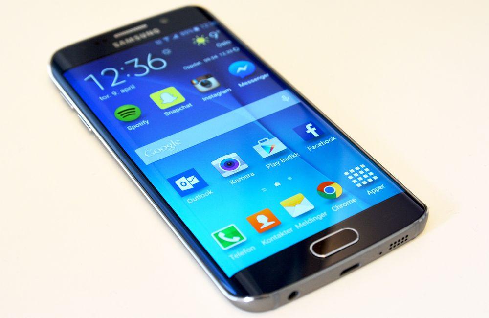 Galaxy S6 Edge er en lekker telefon som ble godt mottatt. Det har imidlertid ikke solgt bra nok.