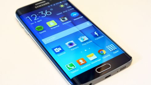 Sterk debut for Galaxy S6 i Norge