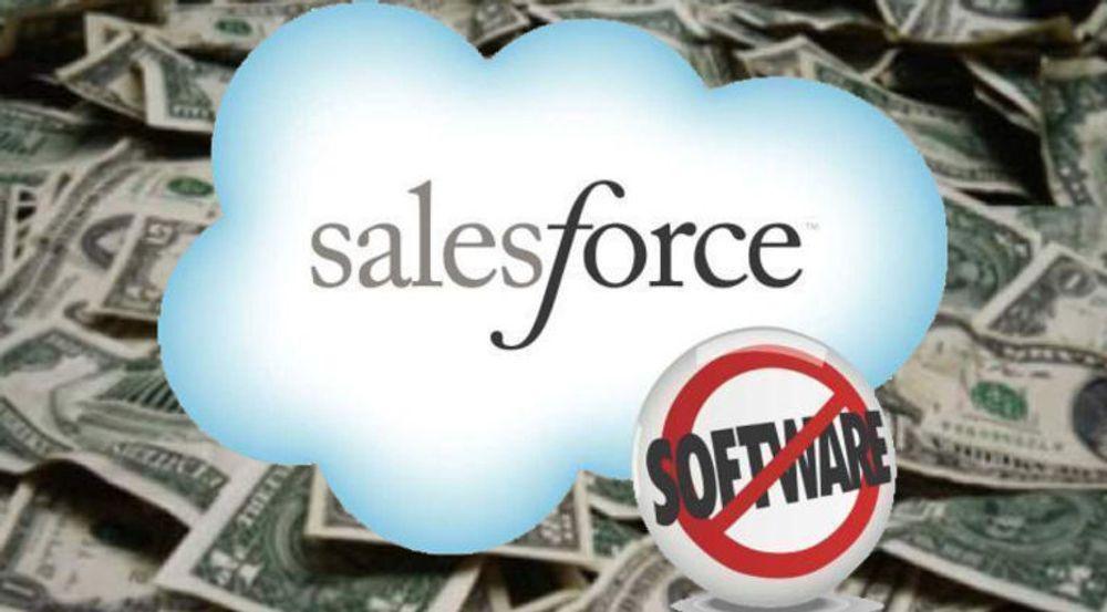 Salesforce er ikke nødvendigvis i spill, men minst to selskaper skal nå være aktuelle budgivere. Microsoft er én av dem, ifølge Bloombergs kilder.