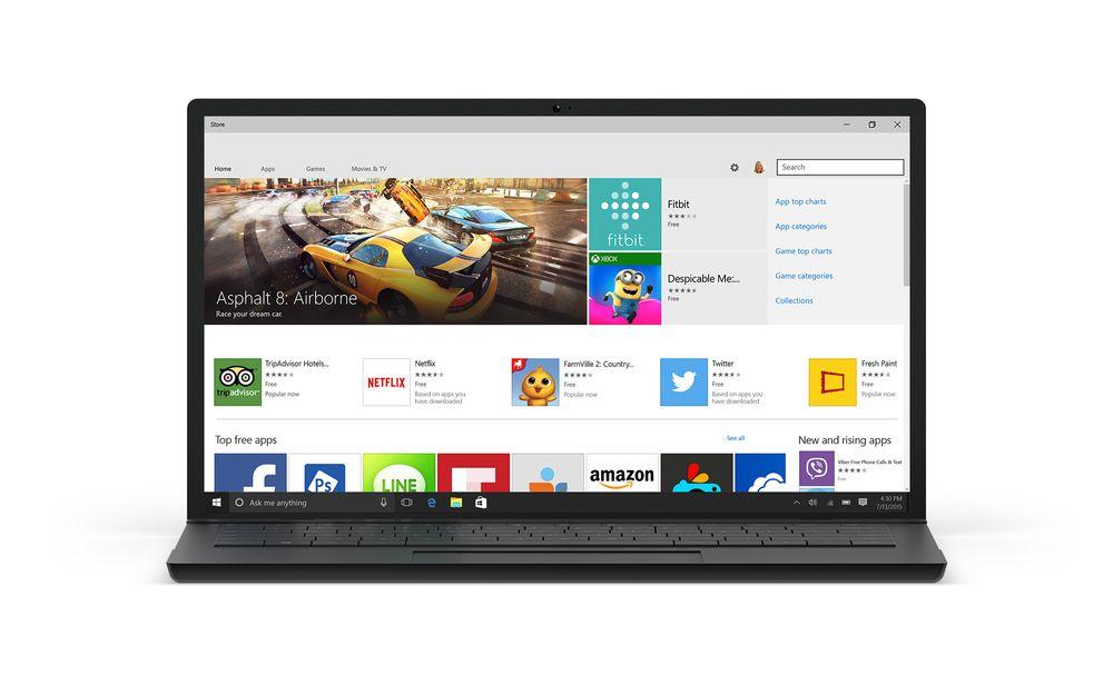 Windows 10-butikken kan bli riktig så velfylt om utviklerne liker de nye initiativene til Microsoft.