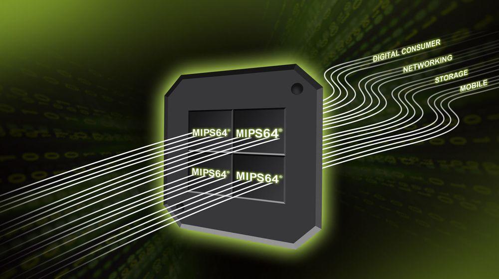 MIPS tilbyr blant annet systembrikker basert på selskapet egen prosessorarkitektur.