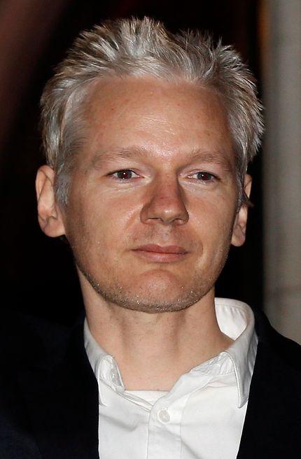 FASTLÅST: WikiLeaks-grunnlegger Julian Assange har sittet inne på den ecuadorianske ambassaden i London i snart tre år.