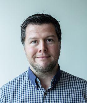 Leif-Kjartan Bjørsvik i Skandiabanken