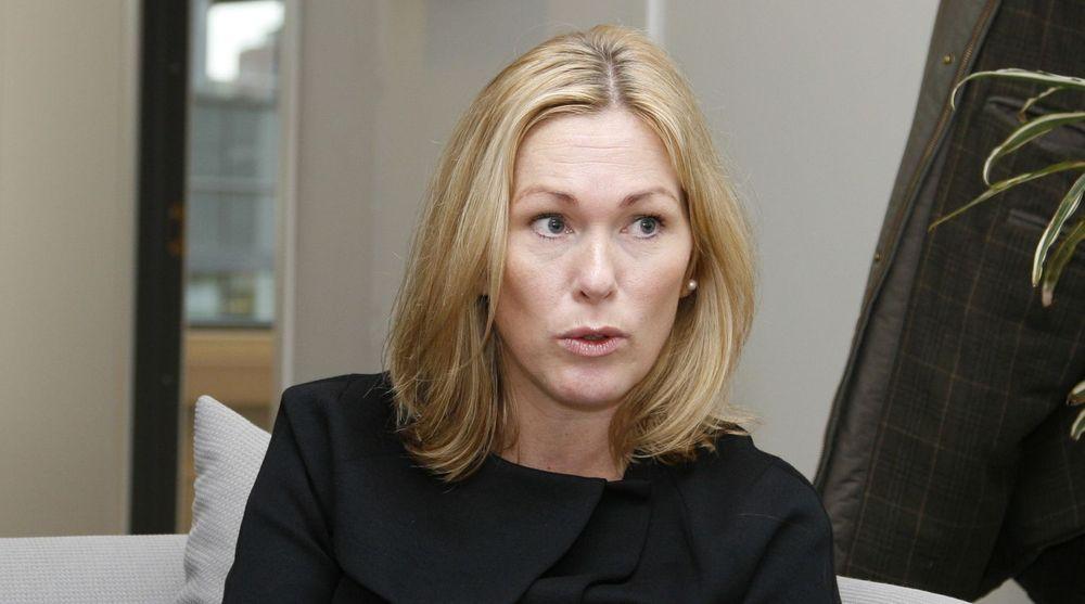 Innovasjon Norge-sjef Anita Krohn Traaseth varsler at dagen er kommet for nedbemanningene i organisasjonen.