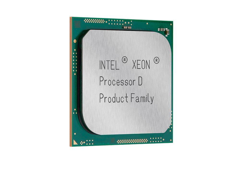 Intels første Xeon-baserte systembrikke, Xeon D.