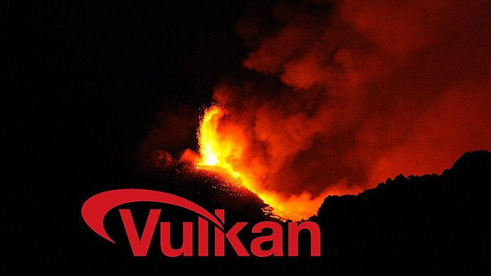 Vulkan er et nytt programmeringsgrensesnitt fra Khronos Group som gir applikasjoner mer direkte tilgang til GPU-ressursene. Teknologien kan brukes på tvers av flere operativsystemer og har bred støtte hos GPU-leverandørene.