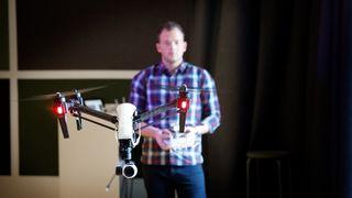 Droner skal overvåke kraftnettet