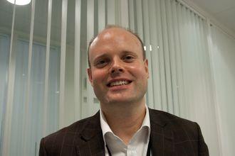 Sophus Slaatta leder norgeskontoret til Nordcloud. Arkivfoto.