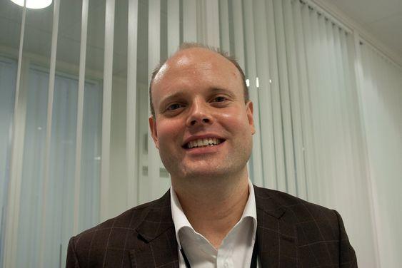 Sophus Slaatta (33) leder det nye norgeskontoret til Nordcloud. Han kom fra stillingen som sjef storkundesegmentet i Microsoft Norge og har tidligere fartstid fra Capgemini.