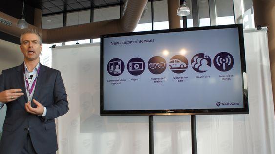 5G vil åpne for en lang rekke nye tjenester og muligheter.