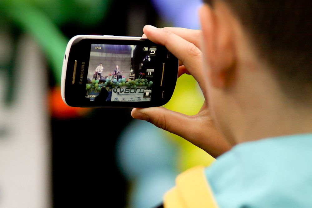 Den nye panteordningen skal fange opp eldre telefonmodeller for å lokke folk til å bruke 4G-nettet.