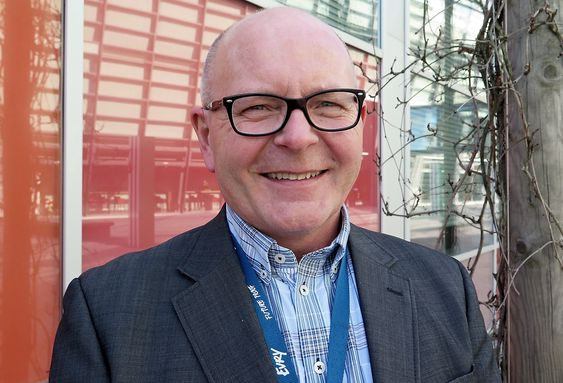 Energidirektør Øyvind Nordal, Evry.