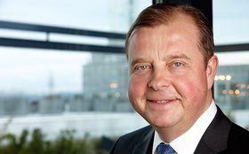 Björn Ivroth, konsernsjef Evry
