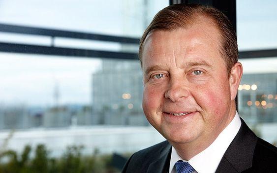 ERFAREN: Björn Ivroth ble 24.03.2015 utnevnt til ny konsernsjef i Evry. Ivroth har over 30 års erfaring fra ledelsen i større IT-selskaper som IBM, Accenture og sist CGI Sverige, som han ledet i overgangen fra Logica. Svensken har også vært konsulent i McKinsey.