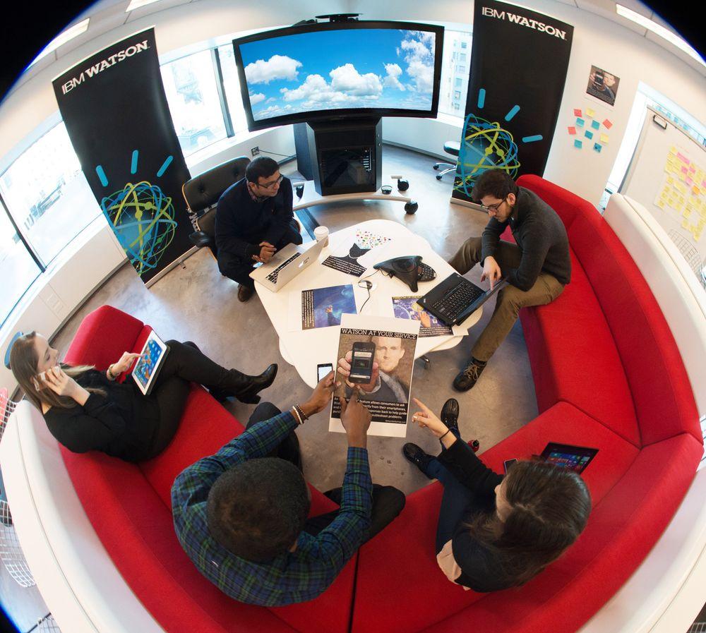 Watson er blant tjenestene til IBM som bidrar til effektiv avsløring av skattejuks.