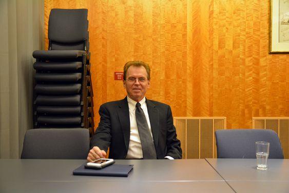 IBMs Terry Lutes har vært i skattebransjen i flere titalls år, og har flere råd til norske myndigheter.