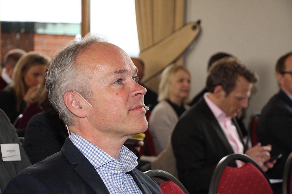 Idémøte kickstart Digital Agenda Jan Tore Sanner