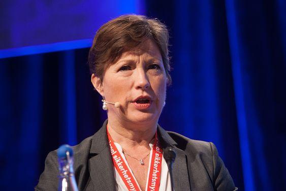 Assisterende sjef Annette Tjaberg presenterte i går NSMs årsrapport, som nok en gang viser en kraftig økning i antallet registrerte alvorlige dataangrep mot norske interesser.