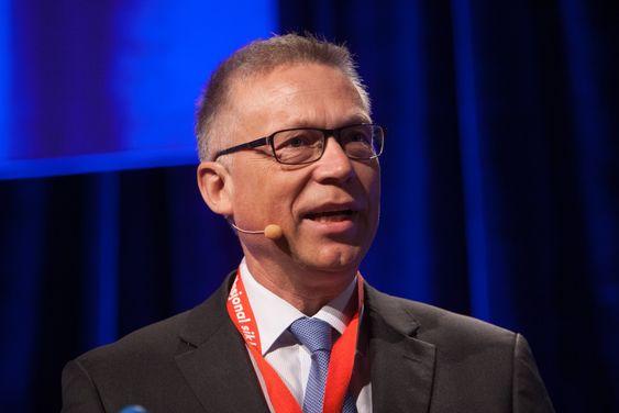 DILEMMA: NSM-sjef Kjetil Nilsen. I motsetning til kollegene i PST og E-tjenesten ser han positivt på økende bruk av kryptering.
