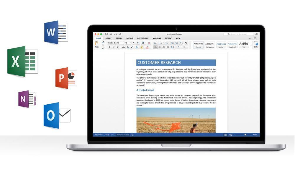 Office 2016 for Mac kan nå testes.
