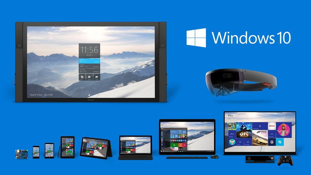 Windows 10 skal kunne installeres på en rekke enheter, med høyst forskjellig maskinvare og kapasiteter. Da er det viktig at operativsystemet verken tar mye plass eller krever mye CPU- og minnekapasitet.