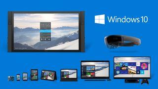 Slik krympes Windows 10