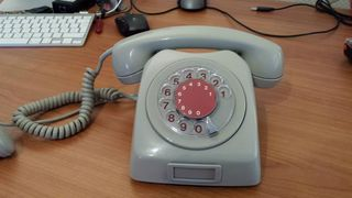 Dette er en IP-telefon
