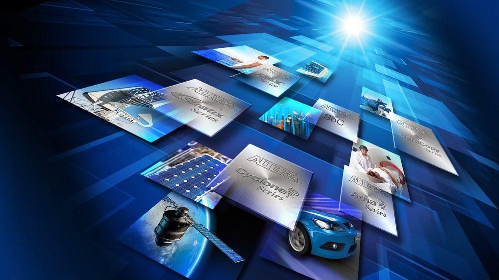 Altera leverer programmerbare kretser og systembrikker til en lang rekke bransjevertikaler. Huawei og Ericsson er deres to største kunder. Nå kan Intel være i ferd med å sluke halvlederselskapet.
