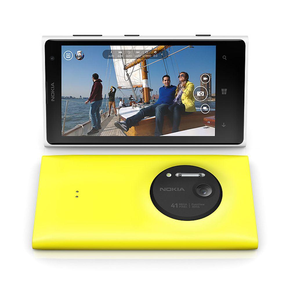 Vi kan vente oss nye Lumia-supertelefoner med Windows 10 senere i år, sier kilder. På bildet: Lumia 1020.