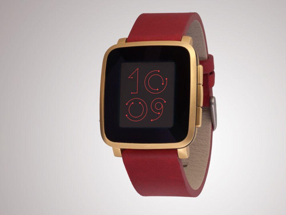 Pebble Time lanseres snart, og har samlet inn utrolige 20 millioner dollar.