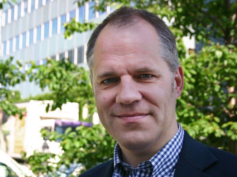 Markedsdirektør Edgar Valdmanis mener møter og seminarer kan engasjere deltakerne mer hvis arrangøren tar i bruk moderne sosiale verktøy.