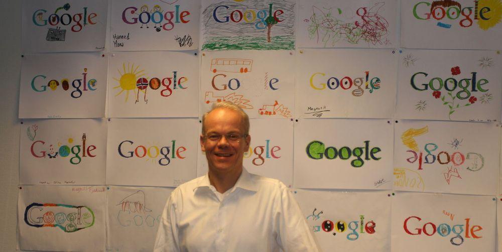 Mer relevante annonser gir økt verdi for alle, sier Google Norge-sjef Jan Grønbech.