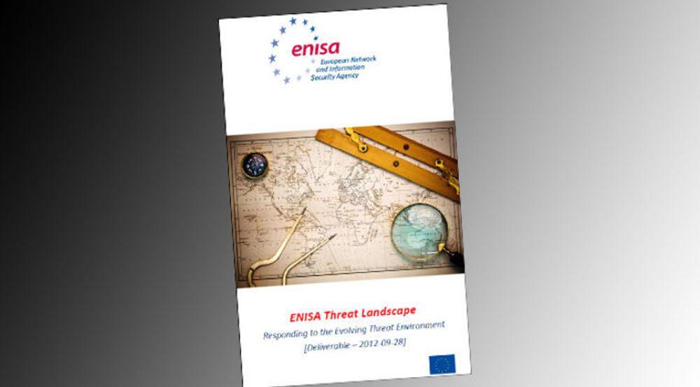 EU-organet Enisa advarer at også private bedrifter kan være «trusselagenter».