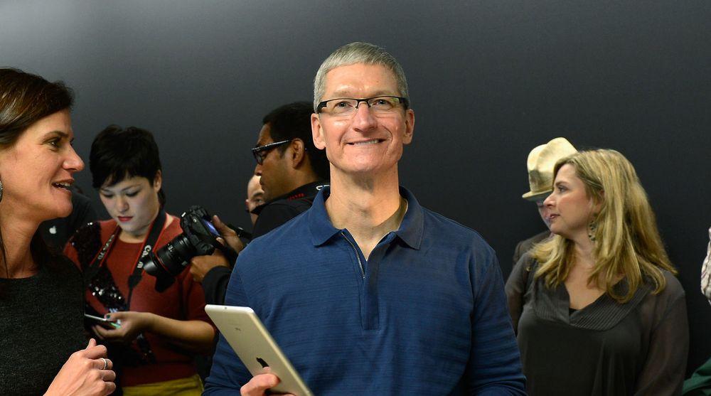 Apples App Store har hatt over 40 milliarder nedlastinger og utbetalt omtrent like mange milliarder kroner til iOS-utviklere verden over. Ca. halvparten av nedlastingene kom i 2012, melder selskapet. Toppsjef Tim Cook har med andre ord grunn til å være fornøyd.