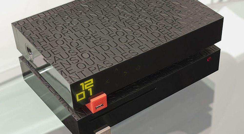 Freebox er en alt-i-ett-løsning med både kabelmodem, trådløsruter og harddisk, levert av den franske internettleverandøren Free.