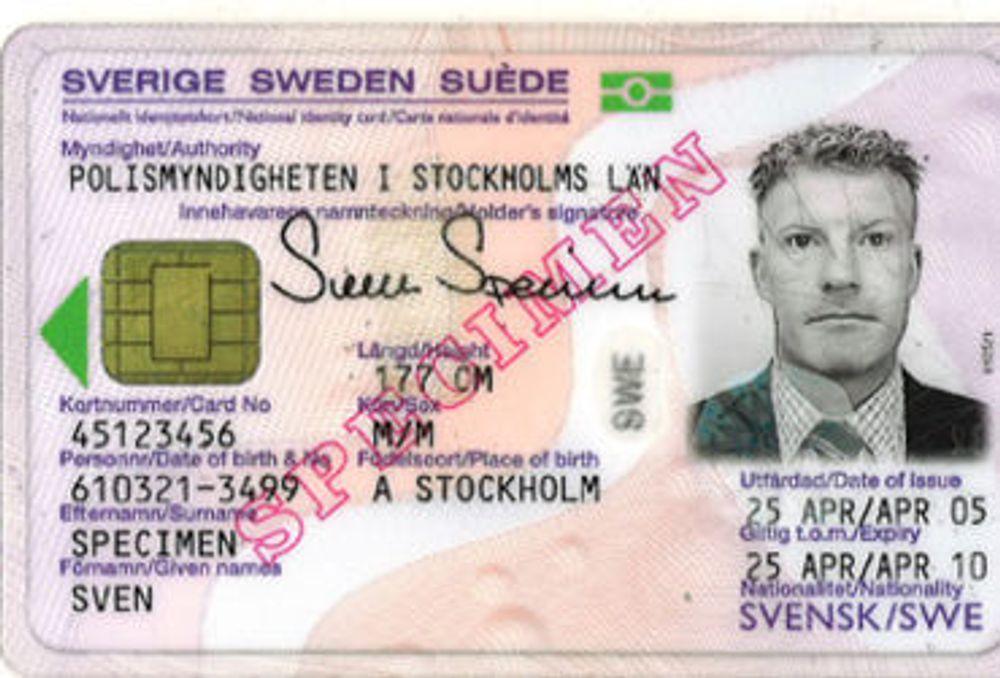 Treg start for bruk av digital ID