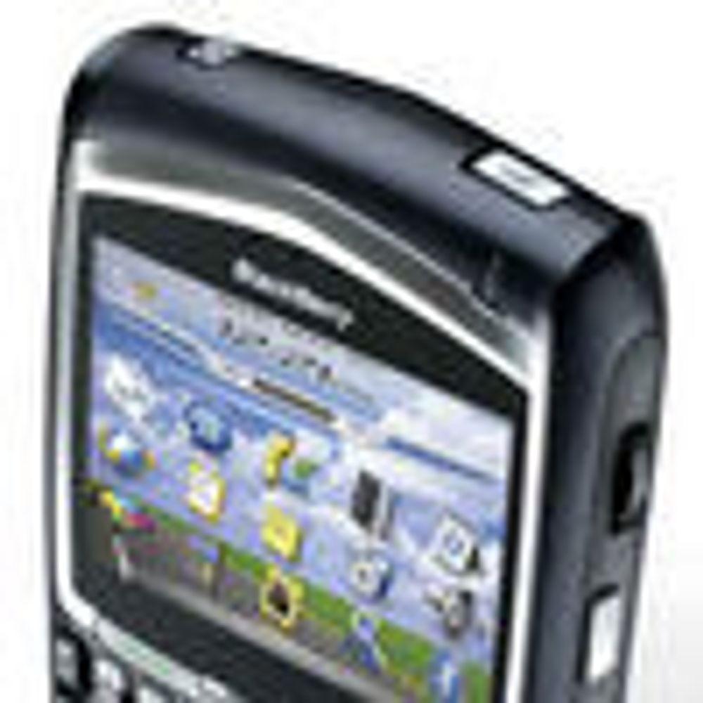 Blackberry fosser videre fremover