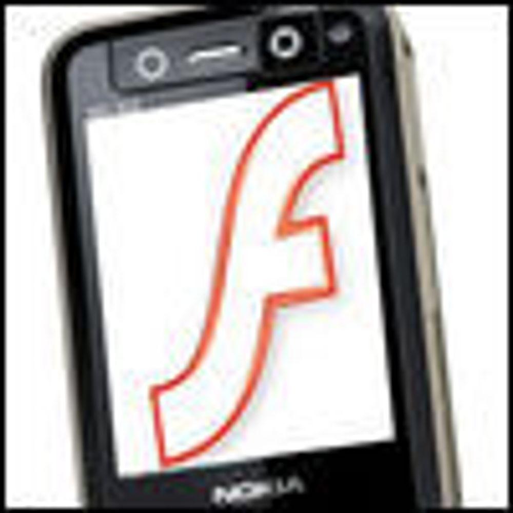 Bedre video med ny Flash-spiller til mobilen