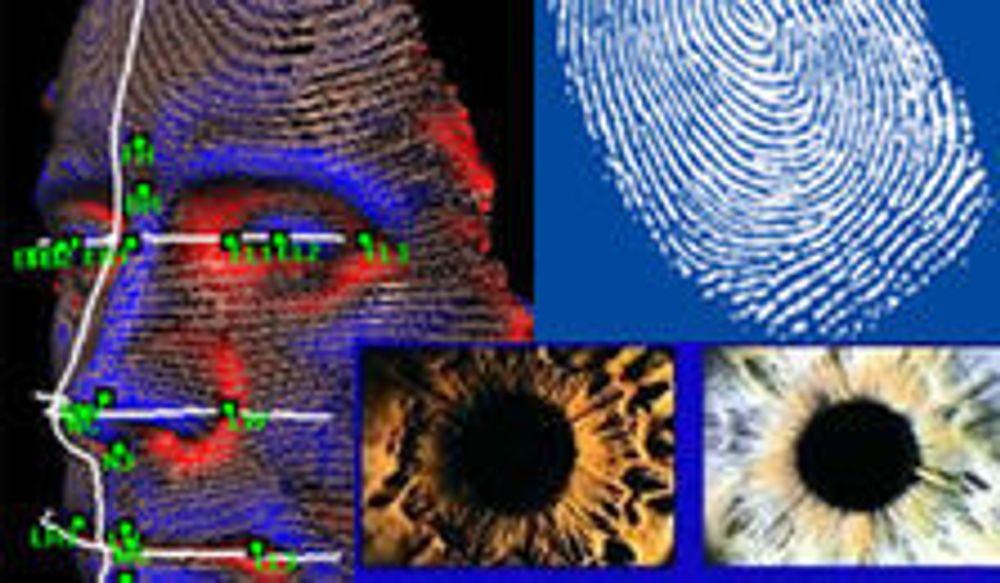 Bygger verdens største biometri-database