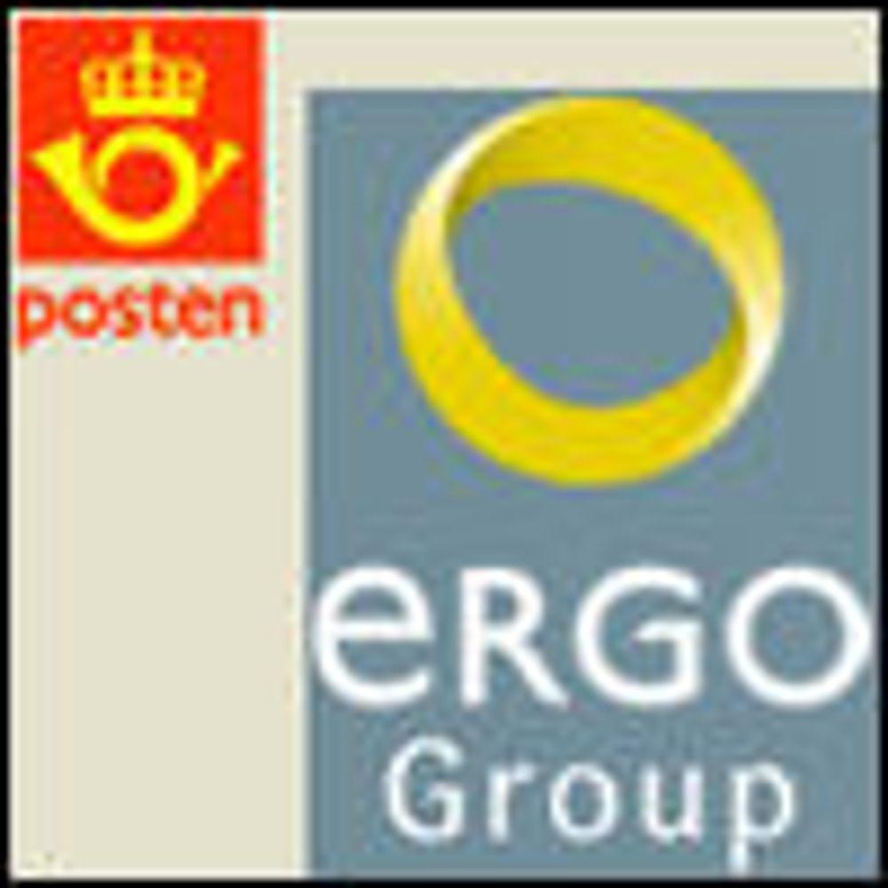 Posten valgte Capgemini og ErgoGroup