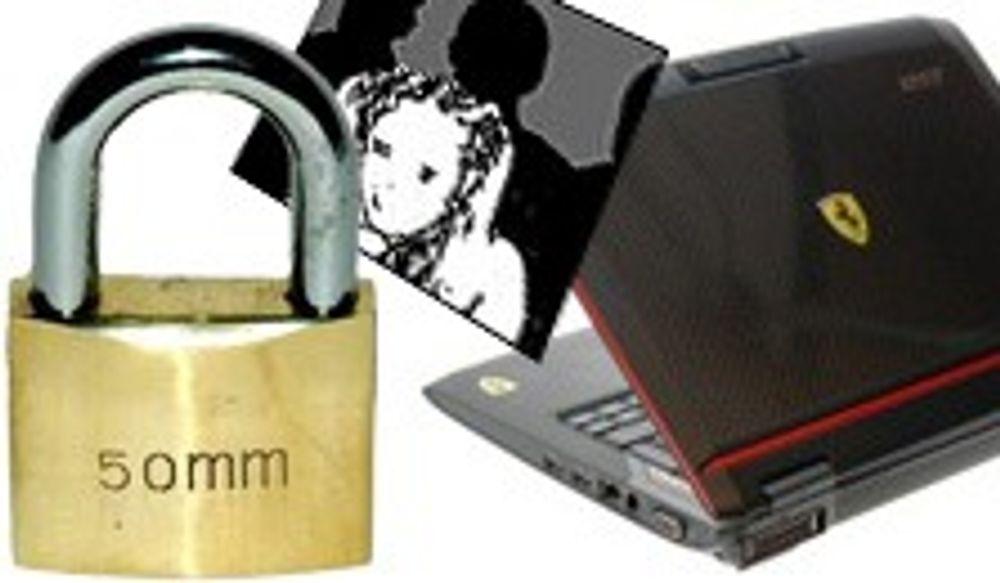 Norge tvinger ingen til å oppgi kryptopassord