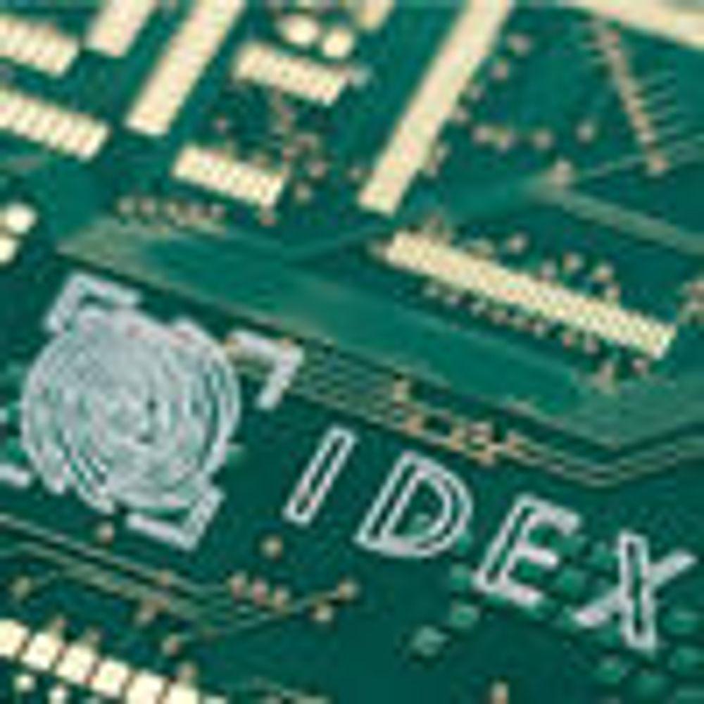 Idex er klar med fingeravtrykkslesere