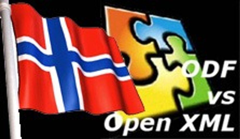 Norge påbyr åpne dokument-formater
