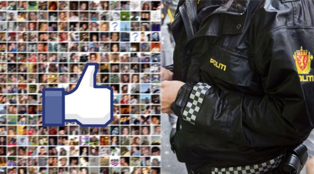 Bruker Facebook for å fakke kjeltringer